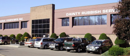 Dainty Rubbish Headquarters