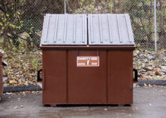 6 Yard Dumpster Rental