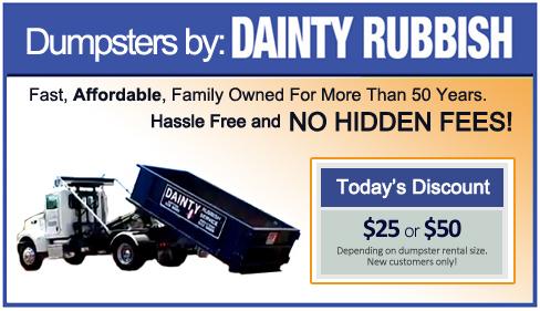 Dumpster Rental Hartford CT