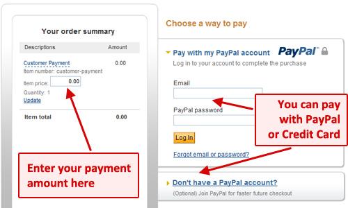 Dumpster Rental Online Payment